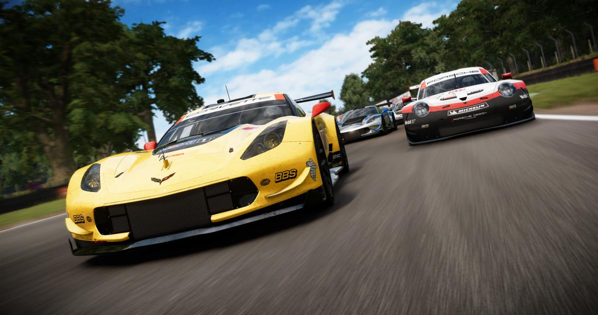 В гоночний симулятор можна зіграти безкоштовно до 6 січня / store.steampowered.com