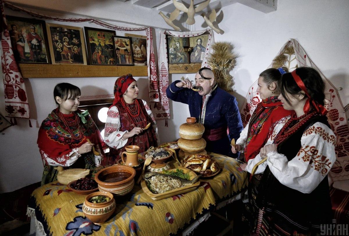 Історія православного Святвечора, традиції та прикмети православної Святої вечері в Україні / Фото УНІАН