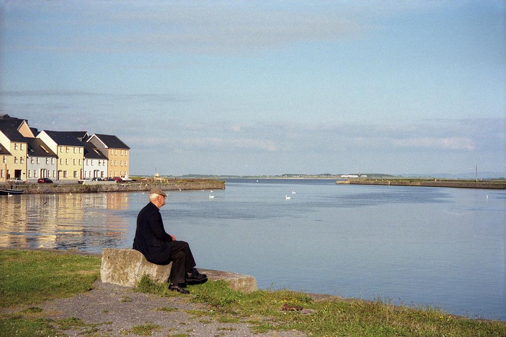 Ирландский Голуэй - идеально для размышлений / Фото en.wikipedia.org/Greg O'Beirne