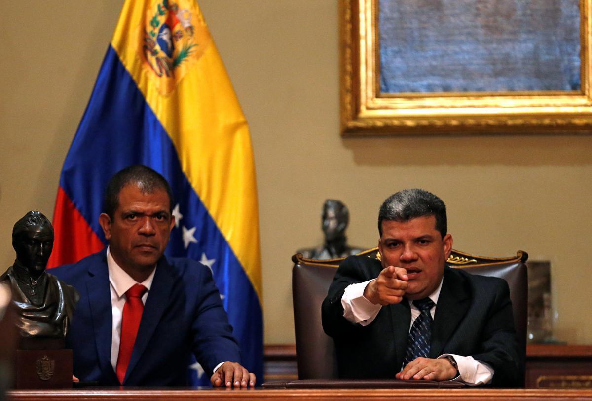 Луис Парра / REUTERS