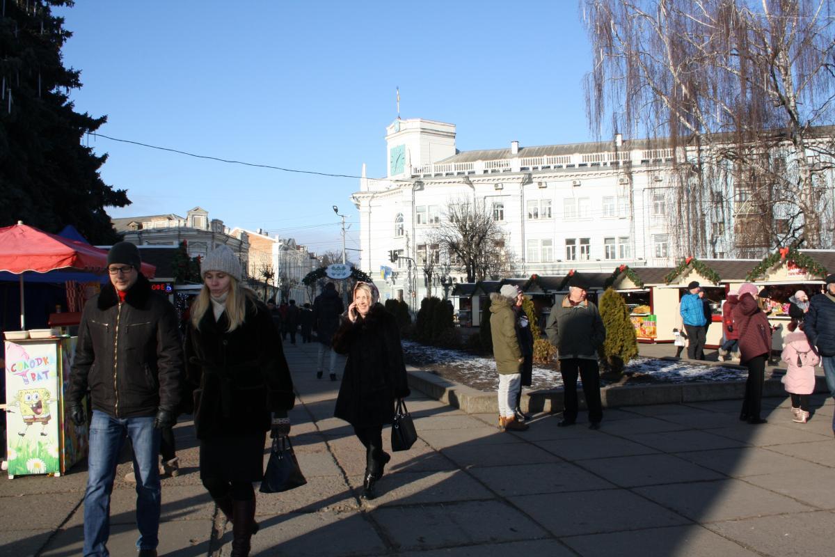 В Житомире и Житомирской области ограничены массовые мероприятия/ фото УНИАН