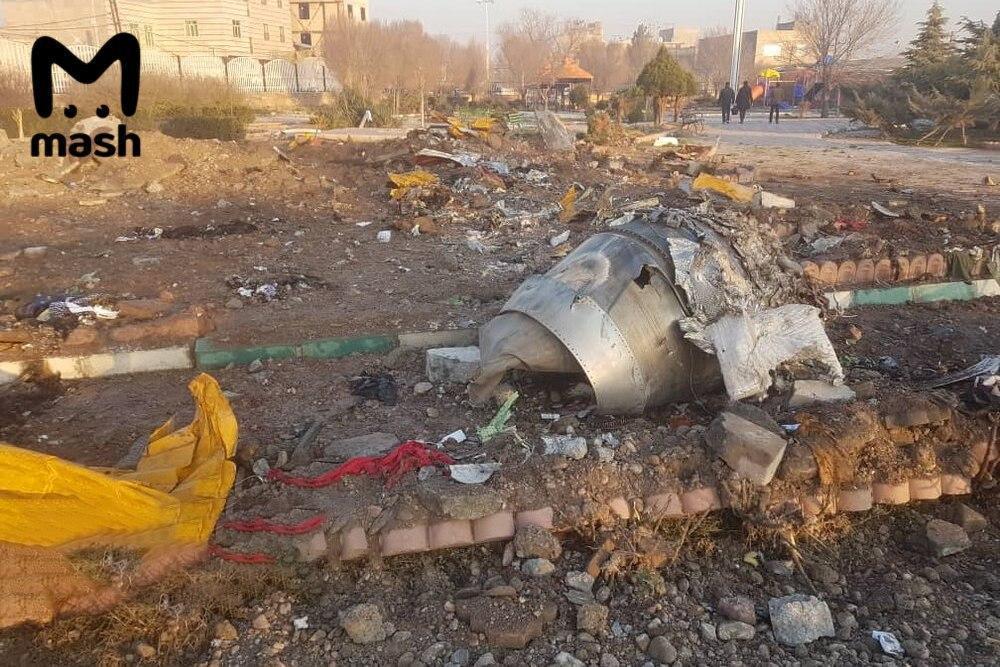 В результаті авіакатастрофи ніхто не вижив \ MASH
