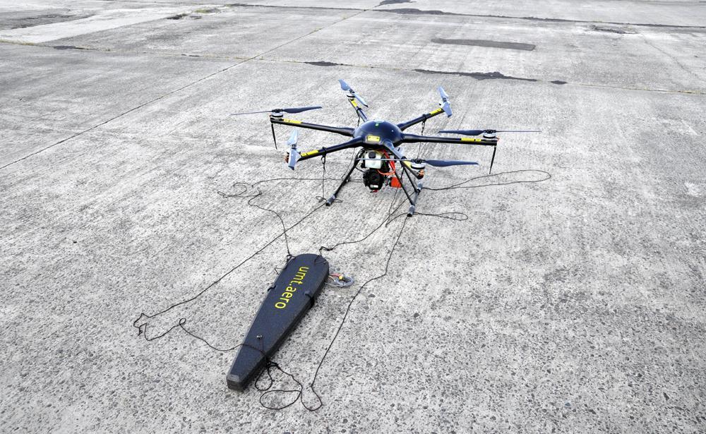 Новий дрон може істотно полегшити життя військовим саперам / armyinform.com.ua