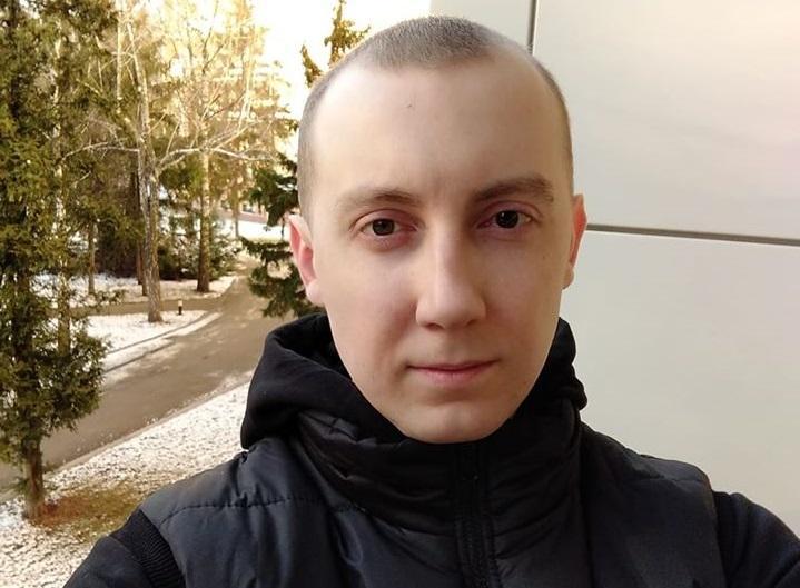 Журналист Станислав Асеев провел в плену 31 месяц / facebook/Асеев