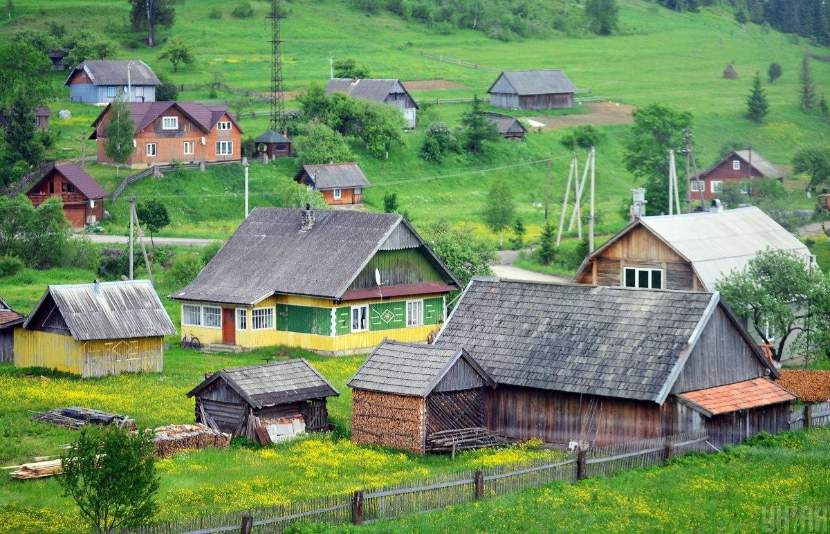 2020 год объявлен годом сельского туризма / фото УНИАН