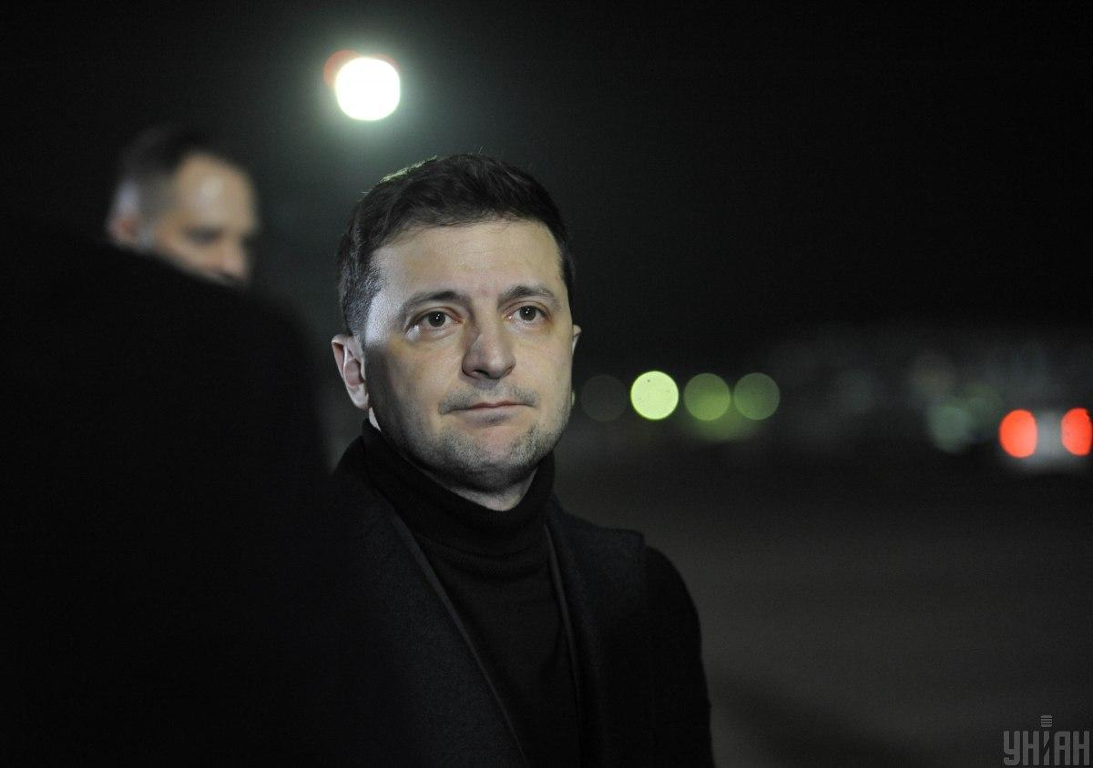 Об авиакатастрофе в Иране Зеленскому сообщил глава СБУ / УНИАН