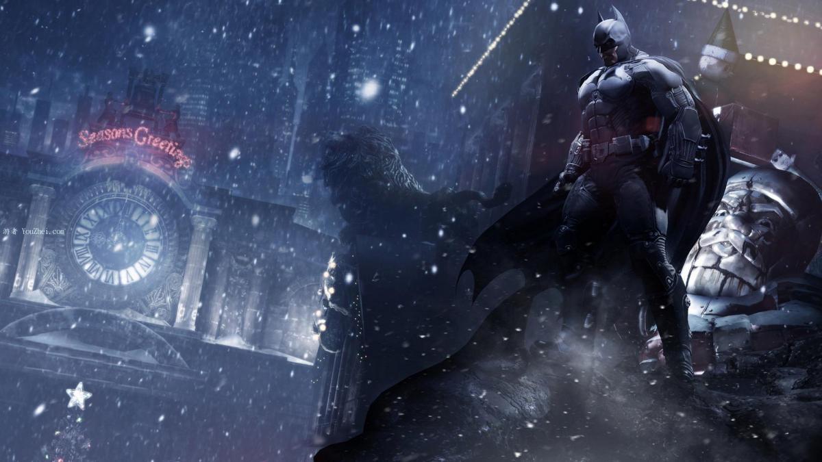 Новая игра про Бэтмена станет продолжением сюжета Batman: Arkham Origins / twitter.com