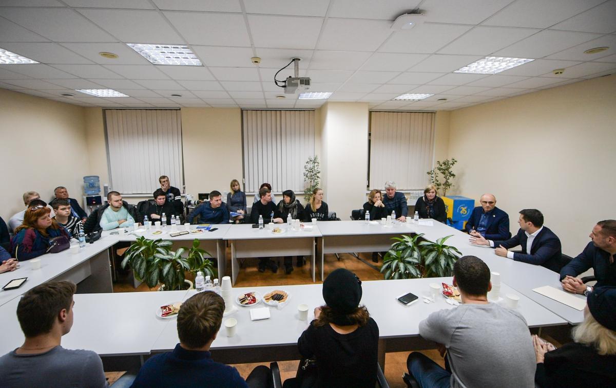 Ukraine is doing everything to establish truth, Zelensky said / facebook.com/zelenskiy95