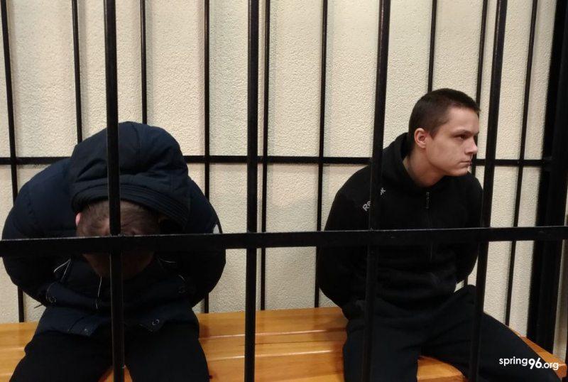 Два брата осуждены за убийство / Фото: spring96.org
