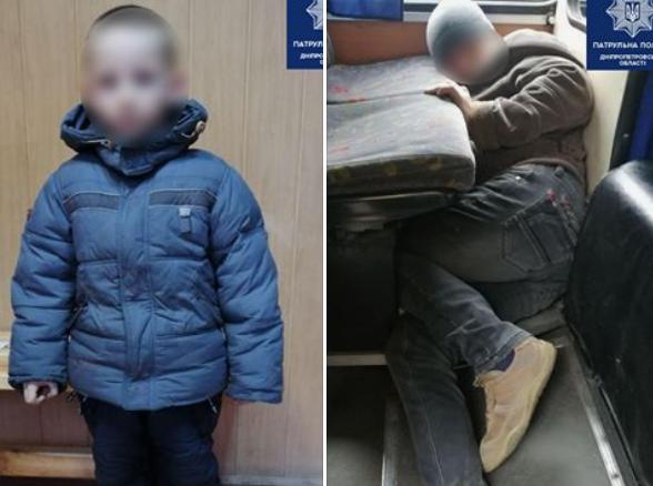 На данный момент похитителя оштрафовали за мелкое хулиганство / facebook.com/dnipropolice