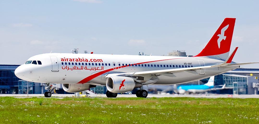 Air Arabia - главный перевозчикиз Украины на аравийском направлении