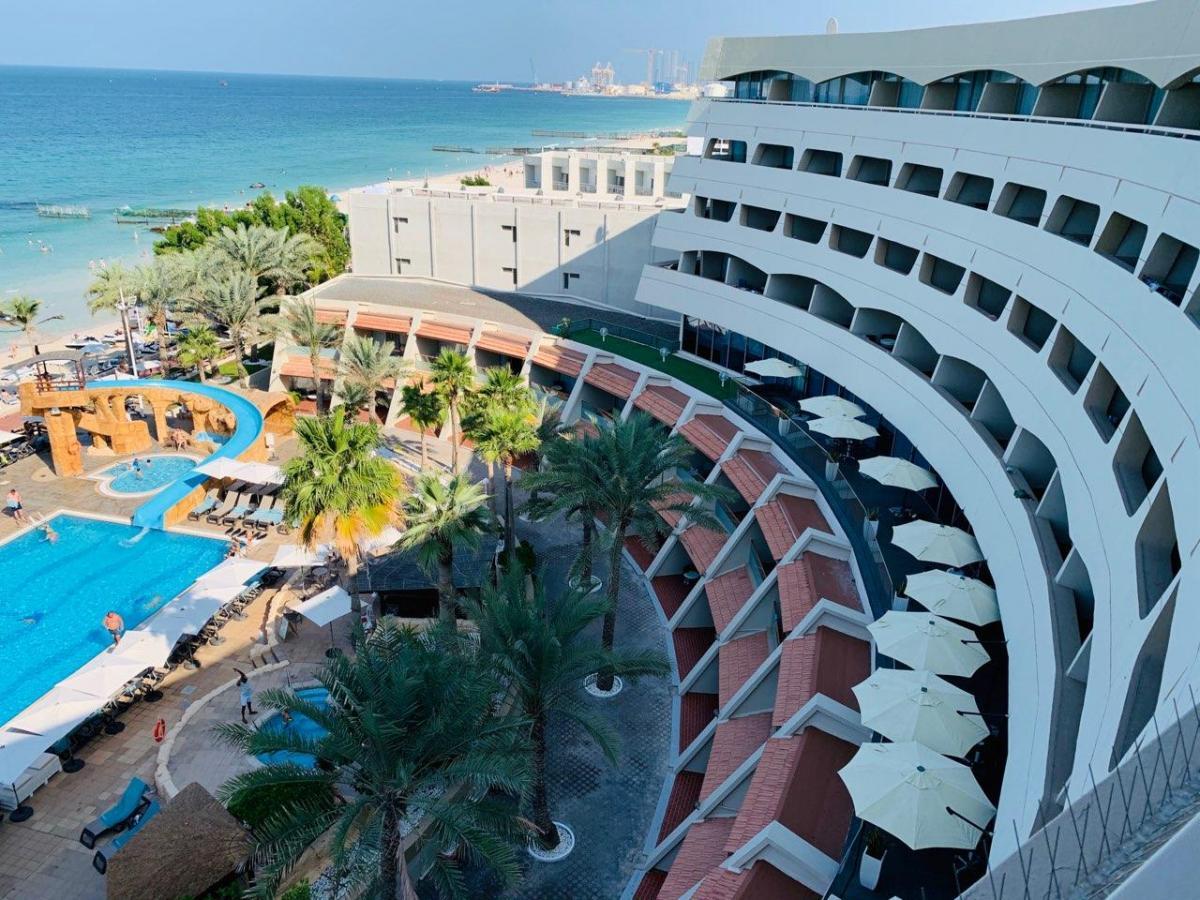 Все номера отеля Occidental имеют балконы, что для отелей в ОАЭ не совсем характерно