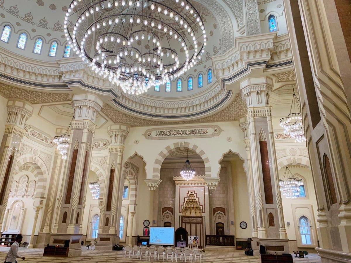 Мечеть Al Noor изнутри