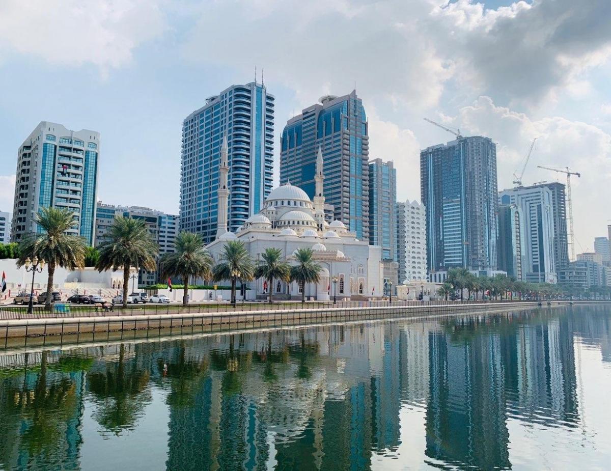 Шарджа - культурная столица Эмиратов