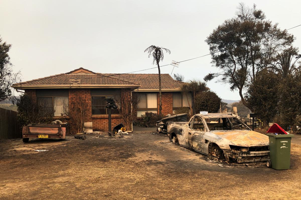 Наслідки пожеж в Австралії / REUTERS