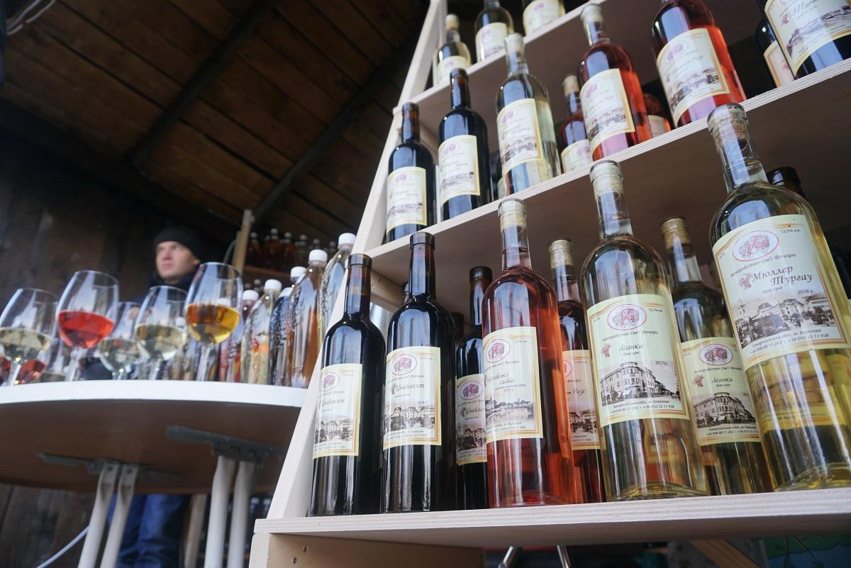 Украинские виноделы говорят, что не против конкуренции / фото УНИАН