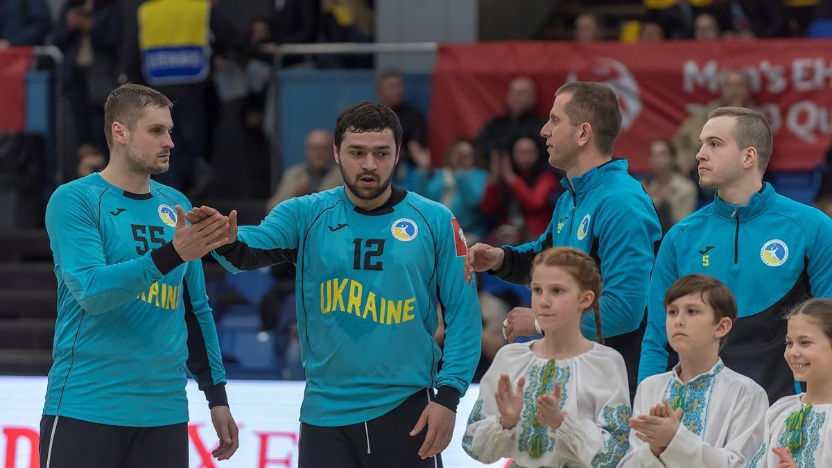 Українці боролися до останнього / фото: handball.net.ua