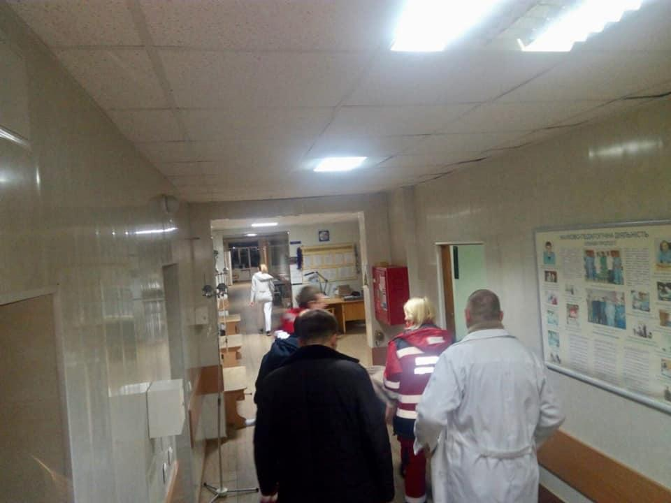 Military doctors say the soldiers' condition is now satisfactory / Photo fromfacebook.com/MinistryofDefence.UA