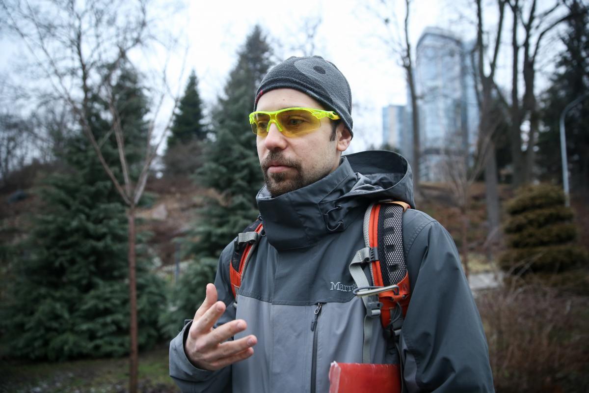 Олег Савицький вважає, що система захисту довкілля в Україні фактично знищена / фото УНІАН