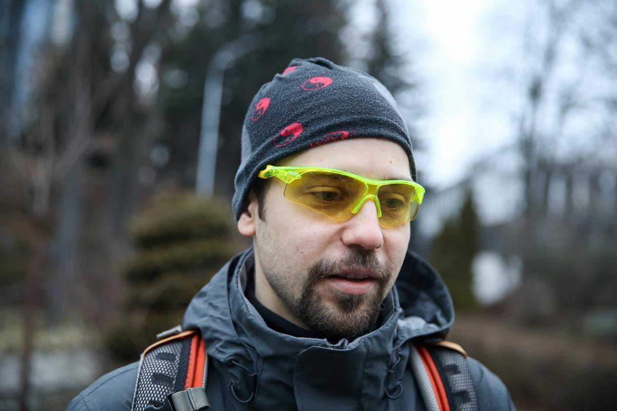 Савицьки наголошує на важливості політичної волі задля вирішення екологічних проблем в Україні / фото УНІАН