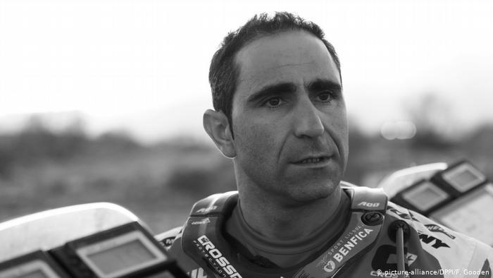 Гонсалвешу було 40 років / фото: motorsport.com