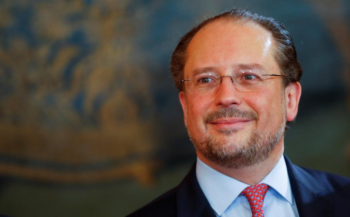 Австрийская Республика  против санкций поСеверному потоку 2