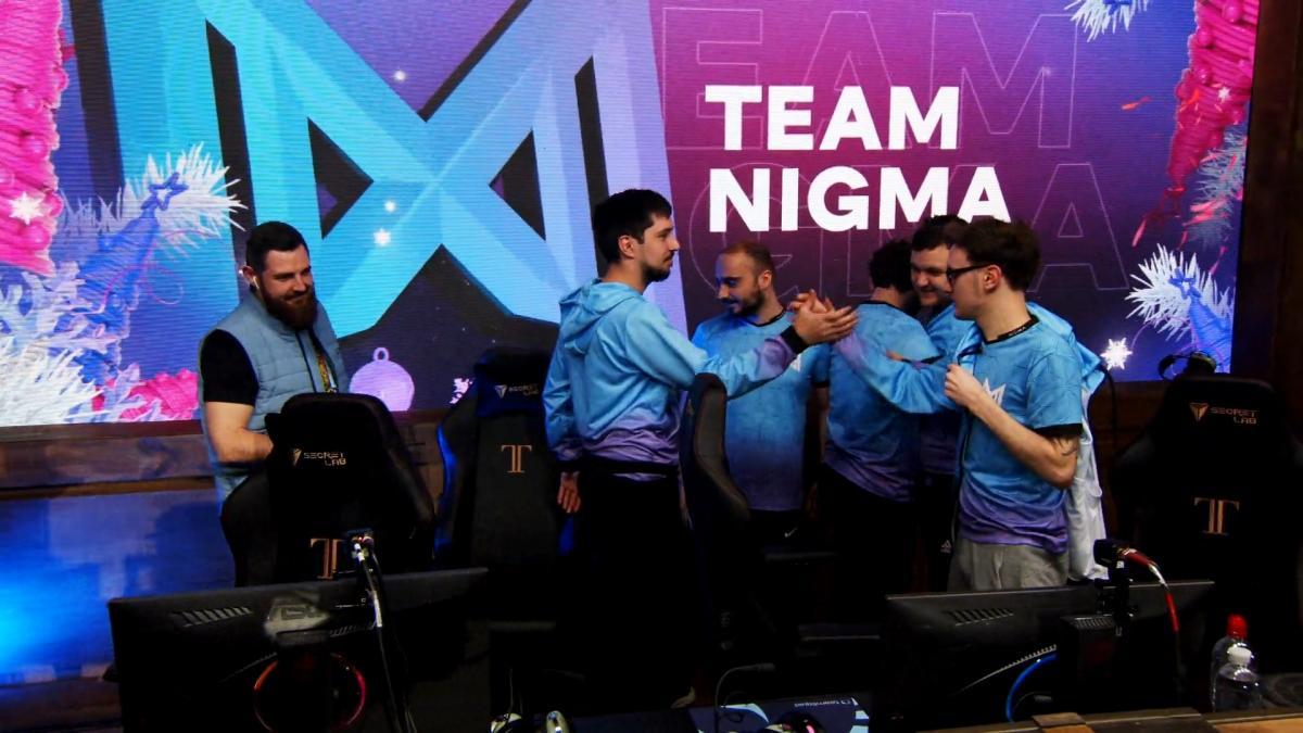 Team Nigma - победители турнира WePlay! Bukovel Minor 2020 / dotesports.com