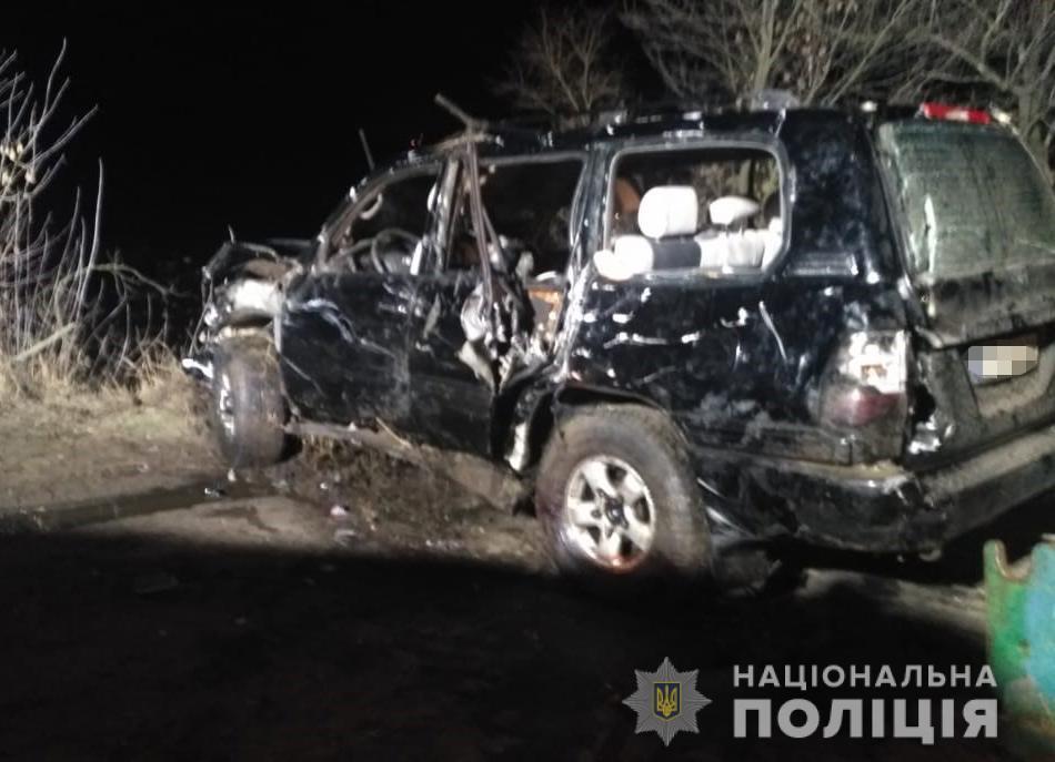 Жуткое ДТП произошло на Днепропетровщине / facebook.com/PoliceDnipro