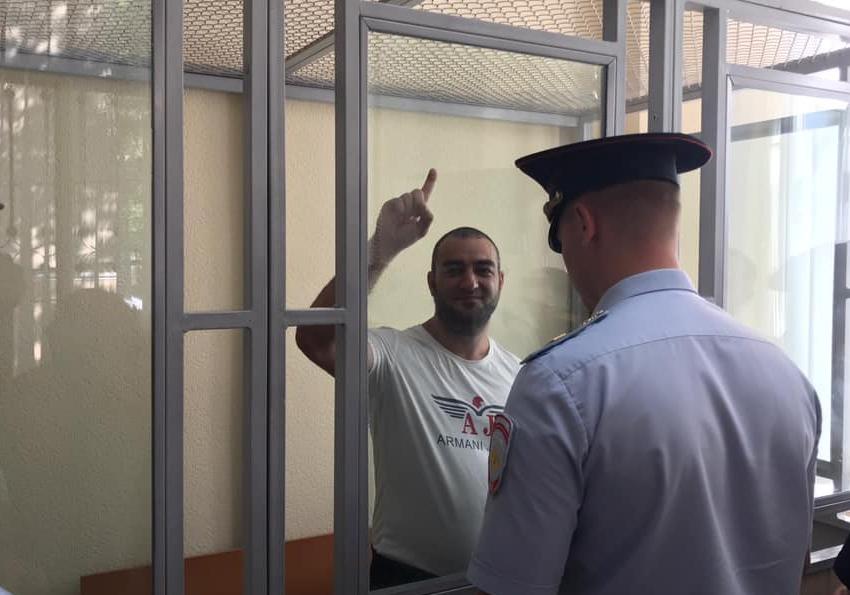 Сейчас арестованный татарин находится в клинической психбольнице / investigator.org.ua