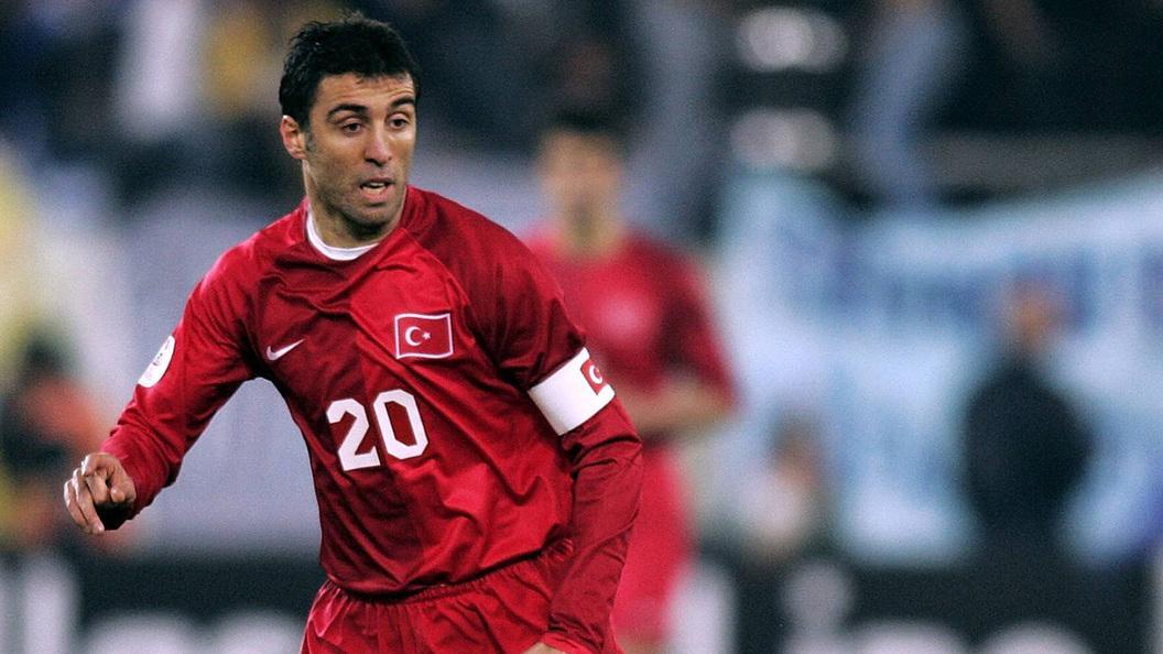 Шукюр багато років був лідером збірної Туреччини / фото: uefa.com