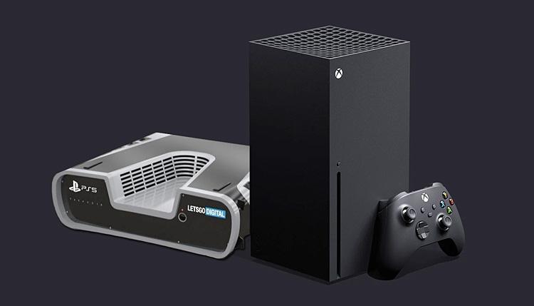 Новые консоли от Sony и Microsoft выйдут уже в этом году / lvgames.info