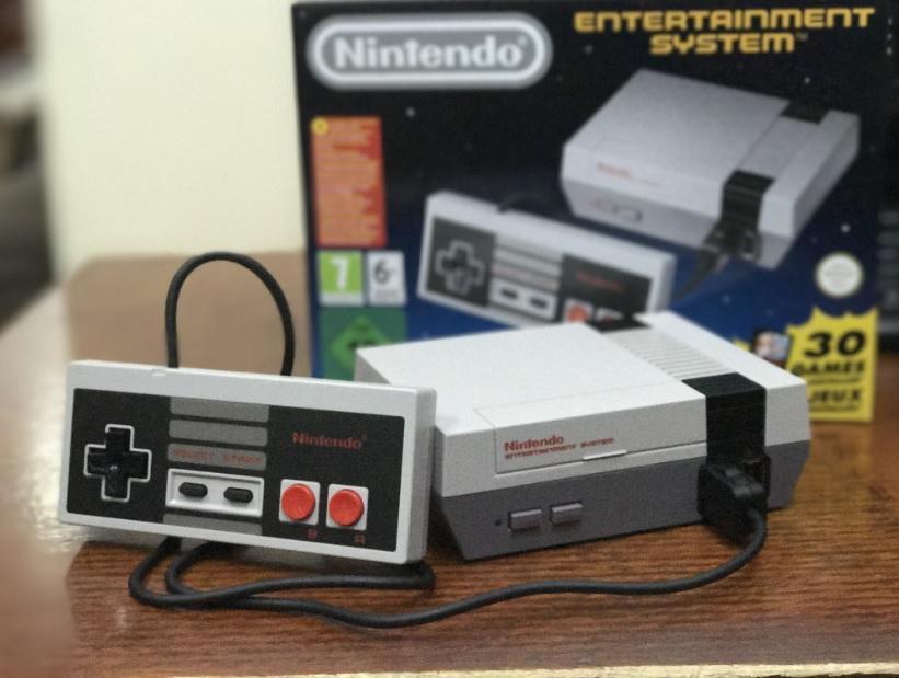 Крестовину на геймпаде NES скопировали остальные производители консолей / technology.mb.com