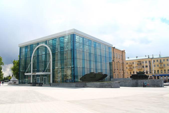 Харьковский исторический музей отметит 100-летие \ Википедия