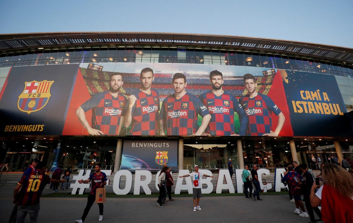 Барселона - найуспішнішийфутбольний проект Європи / REUTERS