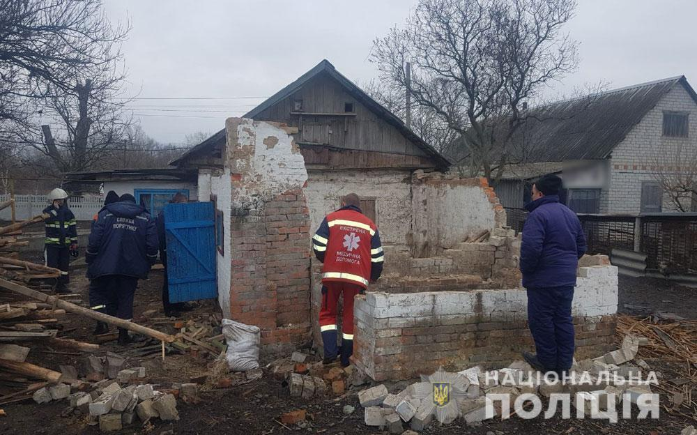 Загиблому було 63 роки / фото ГУ НП в Полтавській області