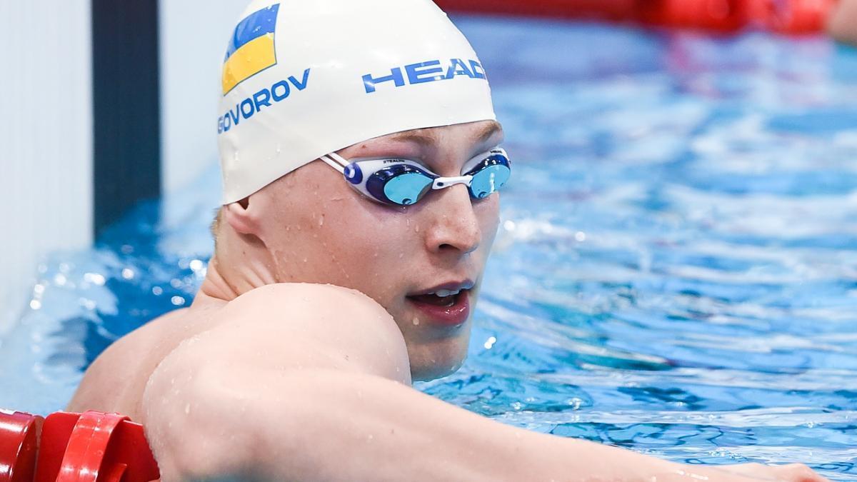 Говоров отстал от победителя на две сотых секунды / фото: swimswam.com