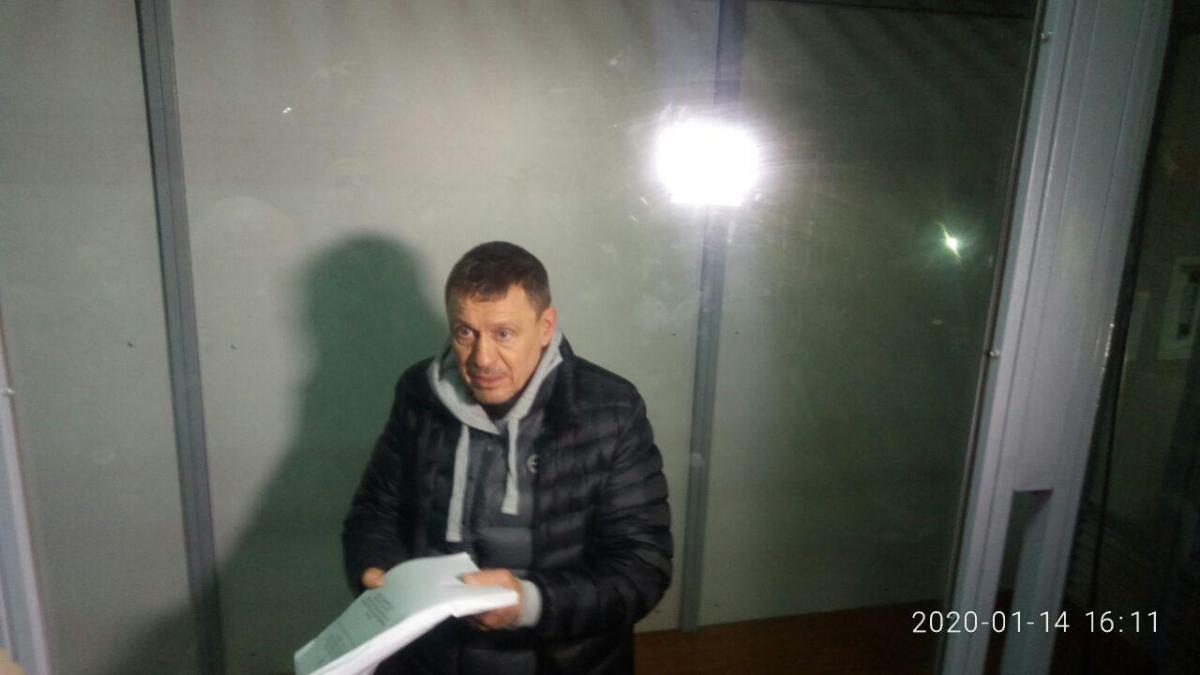 Подозреваемому избрали меру пресечения / фото УНИАН