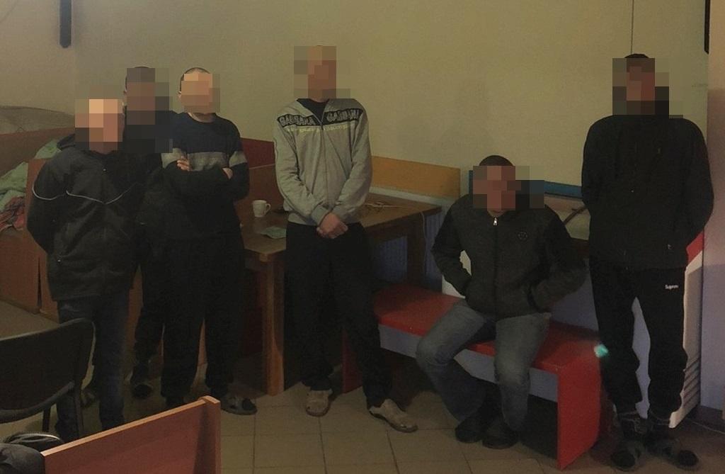 Серед незаконно утримуваних осіб був громадянин Білорусі / фото прокуратури Житомирської області