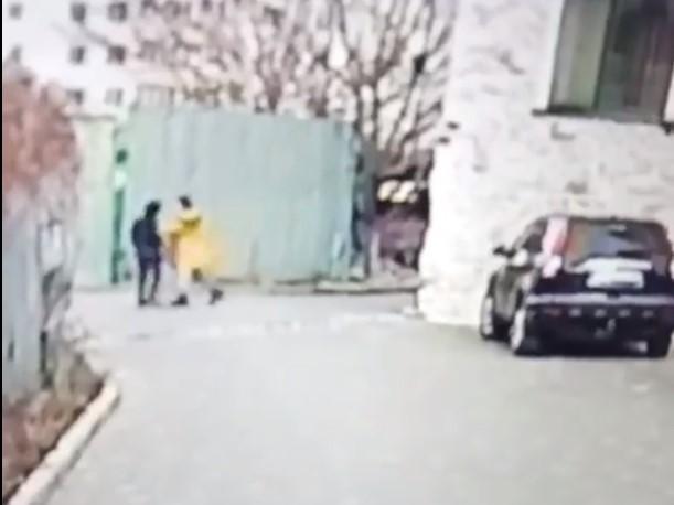 Инцидент произошел на прошлой неделе/ скриншот из видео