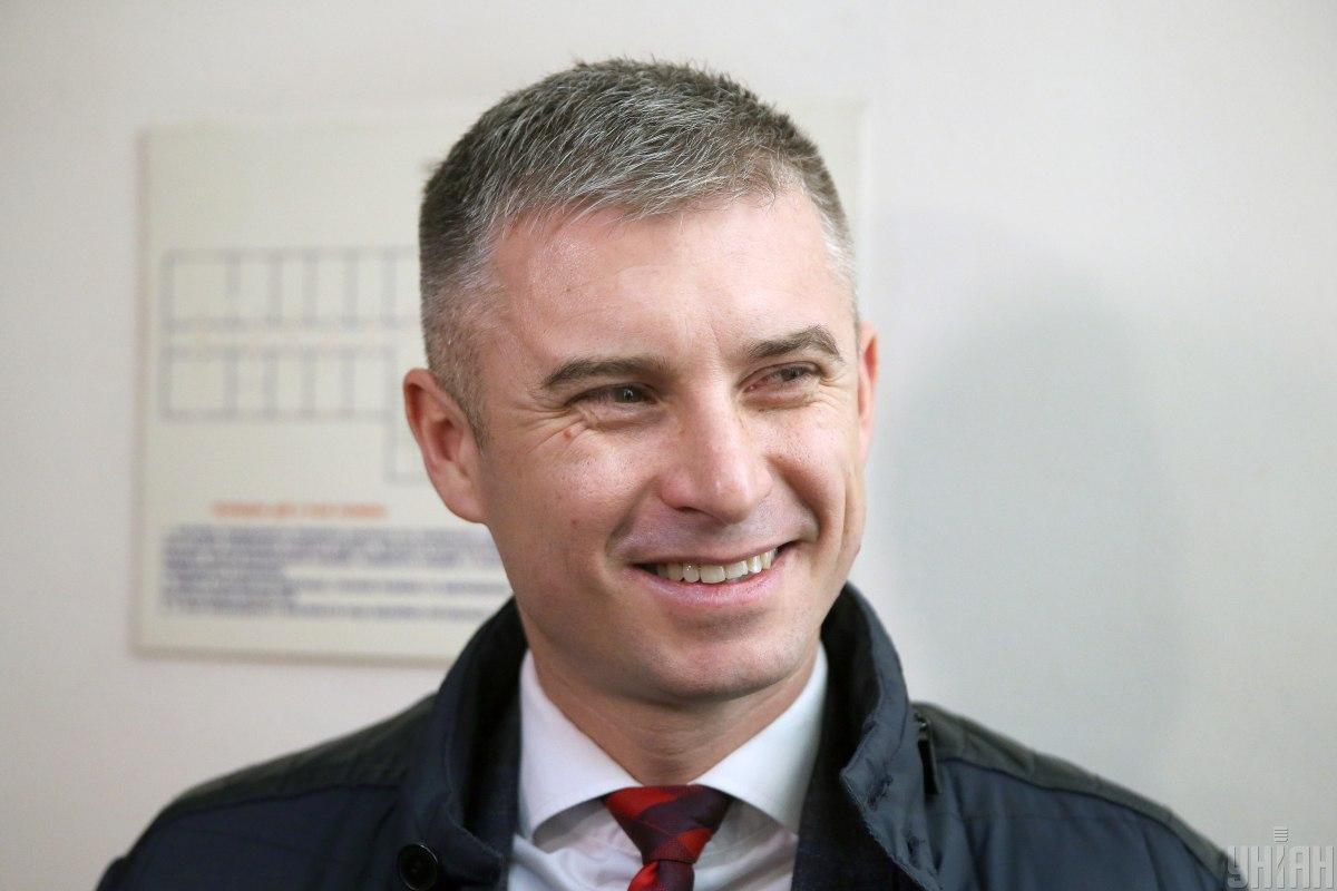 Сьогодні Новіков очолив НАЗК / Фото УНІАН