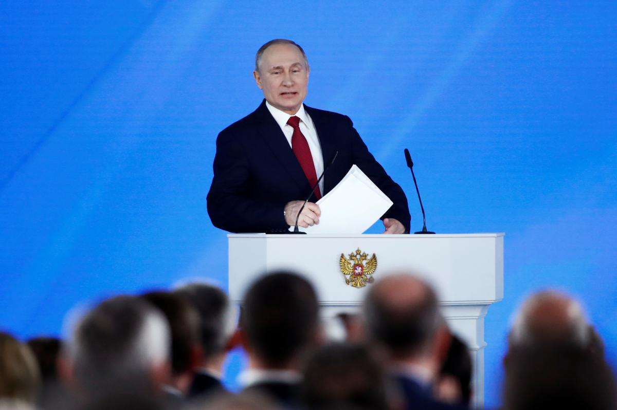 Той, хто має стати наступником Путіна, повинен буде перебрати всі ті важелі впливу, внутрішнього і зовнішнього, якими наразі володіє Путін / Володимир Путін, REUTERS