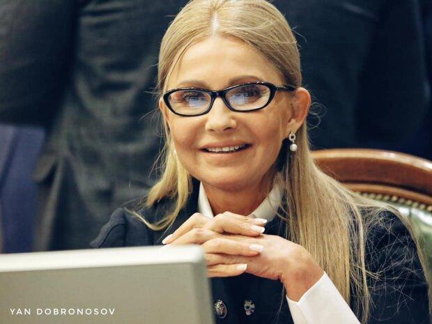 59-летняя Тимошенко вернулась заметно похорошевшей / фото: Ян Доброносов