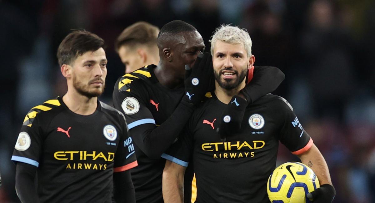 Манчестер Сити идет вторым в АПЛ / REUTERS