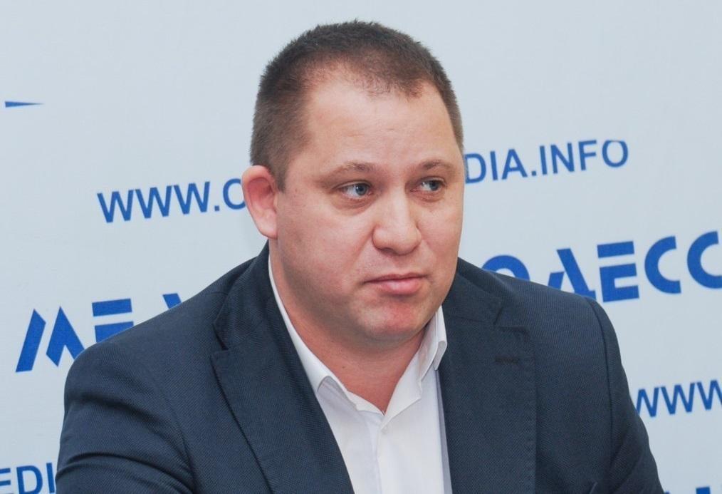 Новий в. о. голови одеської ДПС Володимир Астрейко має п'ятий ранг держслужбовця / odessamedia.net