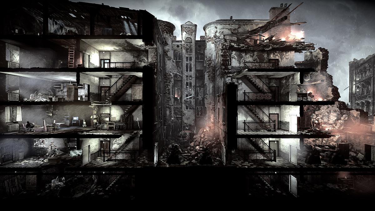 Игра показывает мрачную действительность войны / store.steampowered.com