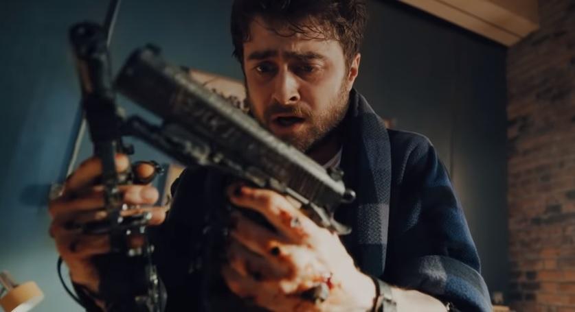 Деніел Редкліфф зіграв у фільмі про смертельнустрілянину / Скріншот трейлера