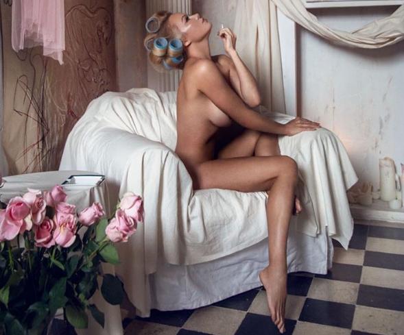 Памеле Андерсон 52 года / instagram.com/carmeloredondofotografo