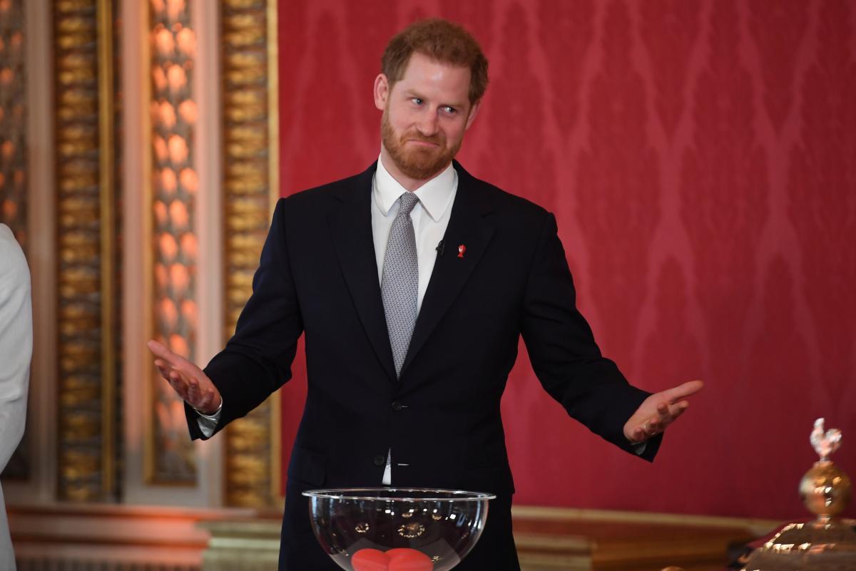 Принц Гаррі / фото REUTERS