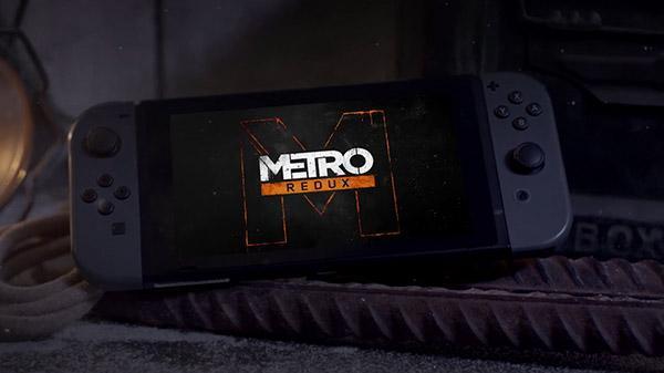 Пользователи Switch получат Metro Redux со всеми дополнениями / скриншот из трейлера