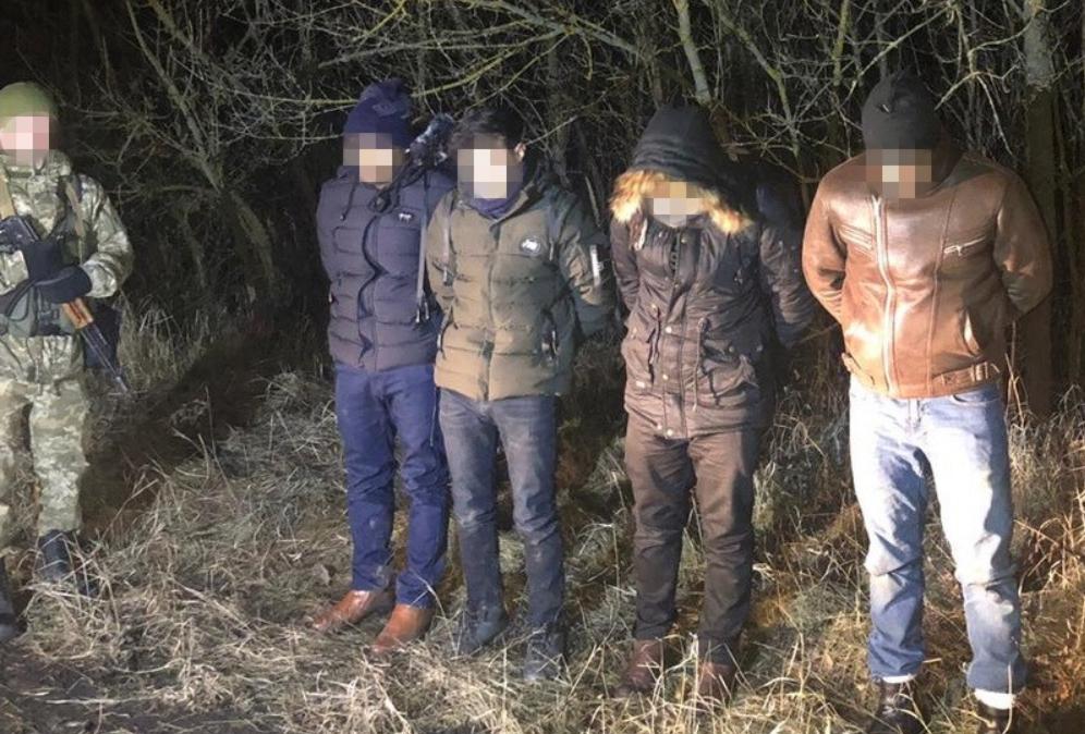 Служба безпеки України заблокувала канал нелегальної міграції / ssu.gov.ua